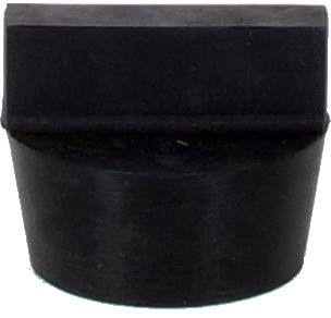 HETPH Hul gummiprop med håndtag 225°C