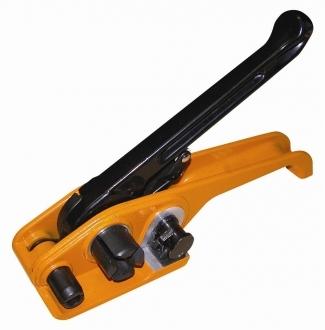 Strammeværktøj til bånd
