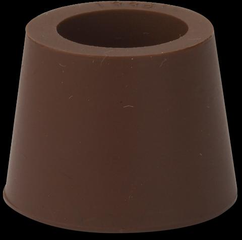 HSTS Hul konisk silikoneprop 315°C