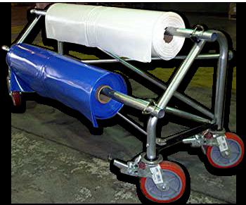 HP Masking - Go Cart filmstativ med hjul