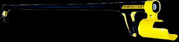 HP Masking - Armstøtte til ShrinkFast 998 med forlænger