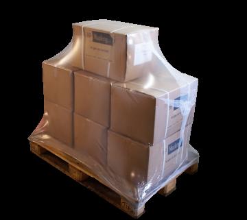 HP Masking - Pakket pallepose omkring en palle