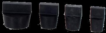 HP Masking - HETPH-propper i forskellige størrelser