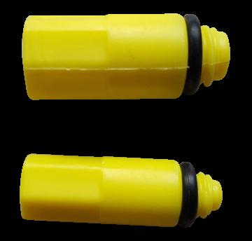 HP Masking - Fingerskruer med o-ring