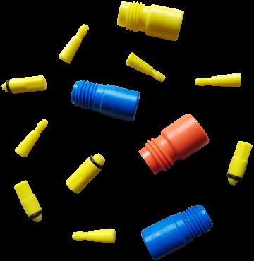 HP Masking - Fingerskruer i forskellige udgaver