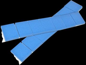 HP Masking - Norton Skumbrikker, blå